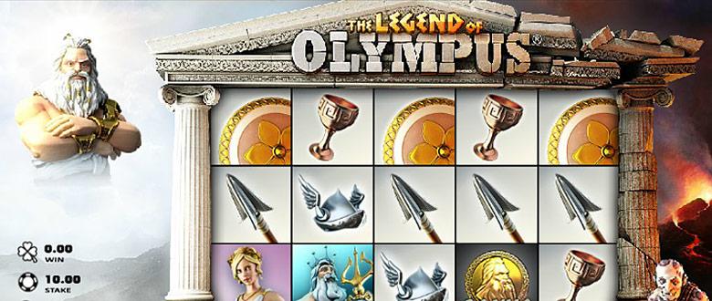 Rabcats No Download Legend of Olympus Slots