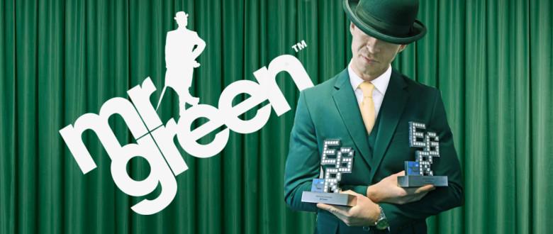 Mr Green EGR Nordics bästa nätcasino