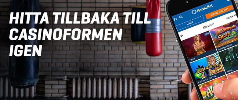 NordicBet nyår turneringar