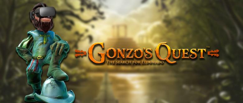 Gonzo's Quest blir VR-spel