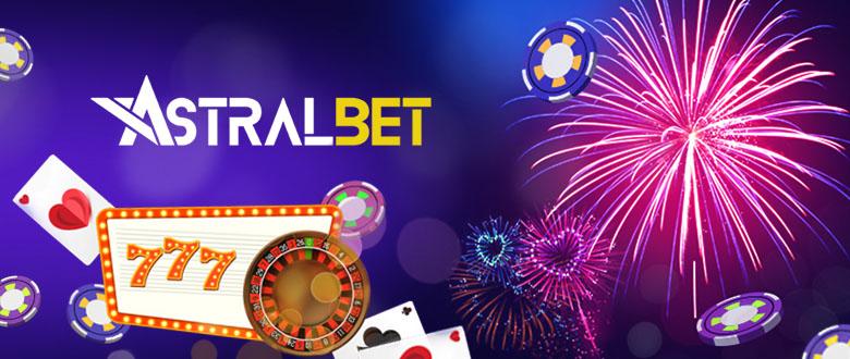 Banner för AstralBet Casino
