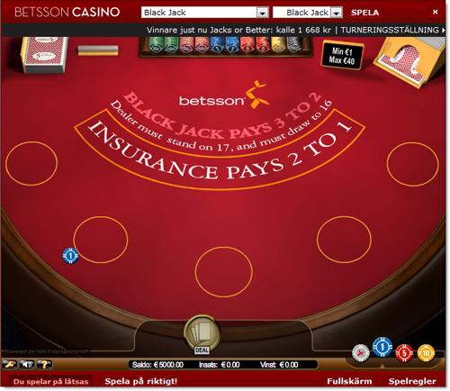 Casino Spela På Skoj